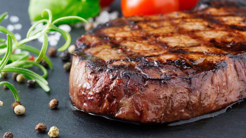 Grossiste en viande à Rungis -